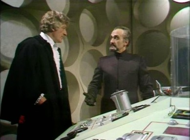 Third Doctor Master